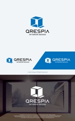 take5-designさんの株式会社クレスピアの会社ロゴへの提案