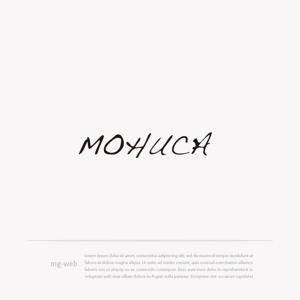 mg_webさんの革商品のブランドロゴ作成への提案
