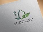 hayate_designさんの新規に立ち上げる外構工事会社「MIDOLiNO」のロゴマーク作成依頼への提案