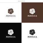 DeeDeeGraphicsさんの革商品のブランドロゴ作成への提案