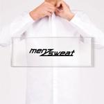 男性美容メディア「menz sweat」のロゴへの提案