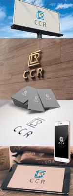 katsu31さんのネット販売事業「CCR」のロゴ作成への提案