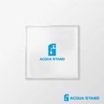 新商品ウォーターサーバー「ACQUA STAND」のロゴへの提案