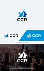 take5-designさんのネット販売事業「CCR」のロゴ作成への提案