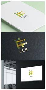 moguaiさんのネット販売事業「CCR」のロゴ作成への提案