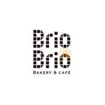 atariさんのカリフォルニアにオープン予定のカフェ「Brio Brio」のロゴへの提案