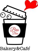 naoto4649さんのカリフォルニアにオープン予定のカフェ「Brio Brio」のロゴへの提案