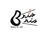chinuさんのカリフォルニアにオープン予定のカフェ「Brio Brio」のロゴへの提案