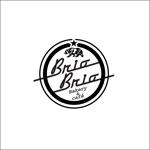 queuecatさんのカリフォルニアにオープン予定のカフェ「Brio Brio」のロゴへの提案