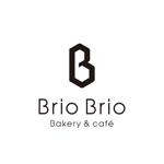 hatarakimonoさんのカリフォルニアにオープン予定のカフェ「Brio Brio」のロゴへの提案