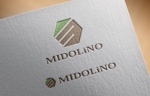 kyo-meiさんの新規に立ち上げる外構工事会社「MIDOLiNO」のロゴマーク作成依頼への提案