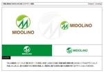 kometogiさんの新規に立ち上げる外構工事会社「MIDOLiNO」のロゴマーク作成依頼への提案