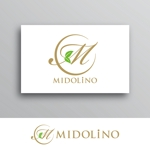 White-designさんの新規に立ち上げる外構工事会社「MIDOLiNO」のロゴマーク作成依頼への提案