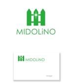 serve2000さんの新規に立ち上げる外構工事会社「MIDOLiNO」のロゴマーク作成依頼への提案
