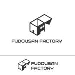 不動産業リノベーション【不動産FACTORY】のロゴへの提案