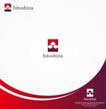 NJONESさんの衣食住を中心とした新しいライフスタイルを提案する会社(日と品もしくはhitoshina)のロゴへの提案