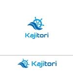 新規登記するシステム開発会社「株式会社カジトリ」の企業ロゴへの提案