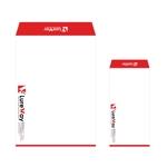 remi_1さんのITの会社で使用する封筒のデザインへの提案