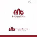 fujiseyooさんのワインサロン「Foresta del Vino」 のロゴへの提案