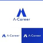 athenaabyzさんの外国人材紹介、日本語教育「A-Career」のロゴへの提案