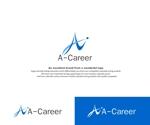 hope2017さんの外国人材紹介、日本語教育「A-Career」のロゴへの提案