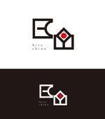 serve2000さんの衣食住を中心とした新しいライフスタイルを提案する会社(日と品もしくはhitoshina)のロゴへの提案