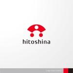 sa_akutsuさんの衣食住を中心とした新しいライフスタイルを提案する会社(日と品もしくはhitoshina)のロゴへの提案