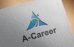 FISHERMANさんの外国人材紹介、日本語教育「A-Career」のロゴへの提案