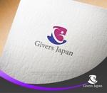 NJONESさんの教育/人材事業会社「Givers Japan」のロゴデザインへの提案