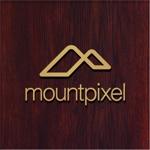 hollyoccosさんの「mount pixel」のロゴ への提案