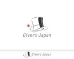 tyapaさんの教育/人材事業会社「Givers Japan」のロゴデザインへの提案