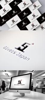 katsu31さんの教育/人材事業会社「Givers Japan」のロゴデザインへの提案