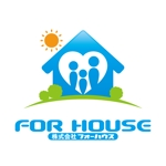 perles_de_verreさんの「株式会社フォーハウス」のロゴ作成への提案