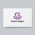mirai32さんの教育/人材事業会社「Givers Japan」のロゴデザインへの提案