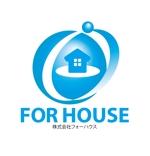 king_jさんの「株式会社フォーハウス」のロゴ作成への提案