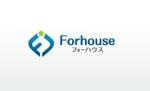 headdip7さんの「株式会社フォーハウス」のロゴ作成への提案