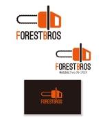 serve2000さんのチェーンソーをモチーフにしたロゴを募集します。への提案