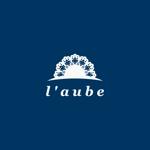 akitakenさんの「l'aube」のロゴ作成への提案