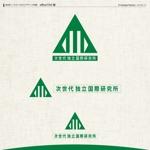 kzdesignさんの政治系シンクタンクのロゴデザインの依頼への提案