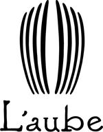 INOOOさんの「l'aube」のロゴ作成への提案