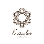 pochipochiさんの「l'aube」のロゴ作成への提案