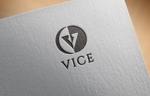 lancer007さんの洗練されたライフスタイルを提案していく「VICE」のロゴへの提案