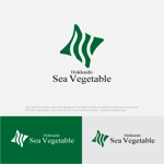 drkigawaさんの海藻食品シリーズのブランドロゴへの提案