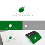 minervaabbeさんの海藻食品シリーズのブランドロゴへの提案