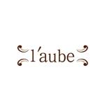 artandnaoさんの「l'aube」のロゴ作成への提案