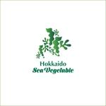 queuecatさんの海藻食品シリーズのブランドロゴへの提案