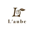 atomgraさんの「l'aube」のロゴ作成への提案