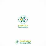 yamana_designさんの海藻食品シリーズのブランドロゴへの提案