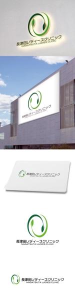 cozzyさんの新規開業クリニック「長津田レディースクリニック」のロゴ作成への提案