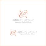 queuecatさんの新規開業クリニック「長津田レディースクリニック」のロゴ作成への提案
